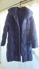 ビック襟中綿 コート