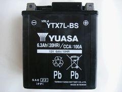 ◎ユアサ新品バッテリーYTX7L-BS CBR250RR [MC22] CBR400RR