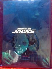 aska kicks CD付きパンフレット チャゲ&飛鳥 アスカ