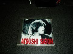 CD「佐藤厚/夢がラジオを鳴らした夏」HΛL HAL 佐藤あつし