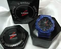 本物確実正規未使用カシオ Gショック  腕時計GA-100L-2AER