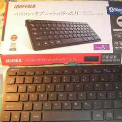 BUFFALO Bluetooth キーボード