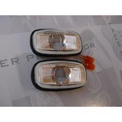 ハイパークリスタルサイドマーカー/サイドウインカー 日産 シーマ Y33