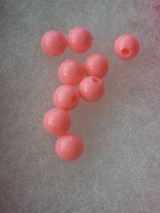 [IK]ピンク ビーズ 丸 2.5ミリ 9コ ハンドメイドに
