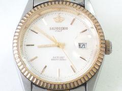 9365/SALVECCKIO高級シェル素材ダイヤルコンビ仕様メンズ腕時計格安!