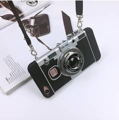 iPhoneSE 5/5s ケース 一眼レフ カメラ ブラック