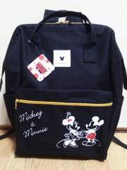 Disney/ミッキー&ミニーリュック☆デイパック(アウトドアや旅行に)