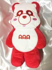 AAA 伊藤千晃 え〜パンダ キャラクターダイカットクッション