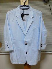 新品 >今盛り > 夏オシャレ > 七分袖のサマー ジャケット !