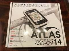 ATLAS ハンディーGPS ASG-CM14