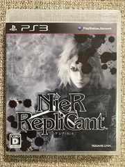 ニーアレプリカント 美品 PS3 NieR RepliCant