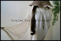 新品*裾花レースゆるシャツプルオーバー*大きいサイズ*3L/4L