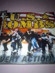 U.S.BOMBS/COVERT ACTION エピタフ
