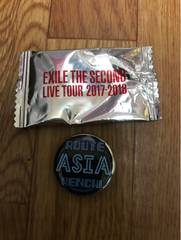 ROUTE 6・6 缶バッジ EXILE THE SECOND 橘ケンチ