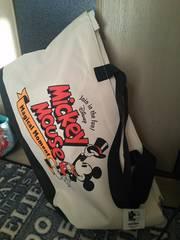 ミッキーマウス ★ プレミアムBIGトートバッグ