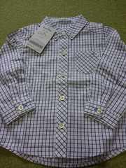 新品タグ付きfamiliarシャツブラウス定価7350 90�p
