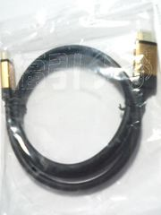 【2D3DTV両対応】HDMIケーブル ver1.4■1m(1メートル) 送料180円〜