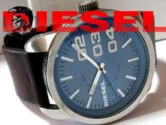 【箱・購入証明付】1スタ★ディーゼル デカサイズ!! メンズ腕時計