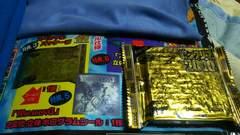 ビックリマン2000☆SPゴールド W仏KING☆2変化立体ホロシール