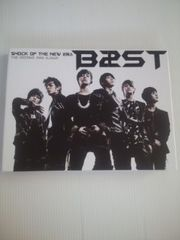 ビーストBEAST 2nd Mini Album-Shock Of The New Era