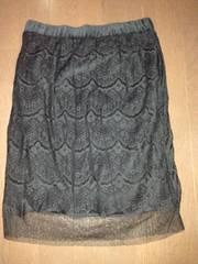 ジーナシス  レーススカート