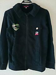 RIOGROUP ジップアップ スエットジャケット150〜