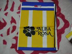 ALBA ROSA ショップ袋
