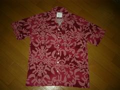 新品G1950アロハ系シャツLレーヨン花柄ギャラリーGallery