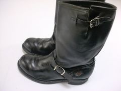USA製 ハーレーダヴィッドソン純正 ブーツ 28センチ