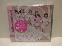 【新品】ジェットコースターラブ(初回限定盤A)/KARA CD+DVD カード付き