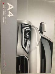 Audi A4とA6カタログ