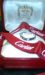正規Cartierステラ・極上6P・ダイヤモンドリング