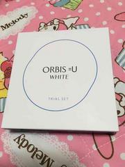 オルビス☆ユーホワイトトライアルセット♪