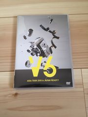 V6 ASIA TOUR 2010 in JAPAN READY?  通常盤 DVD ライブDVD