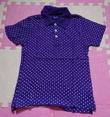 ドットのTシャツ☆size140