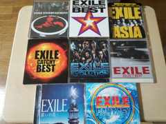EXILE CDアルバム8枚セット★