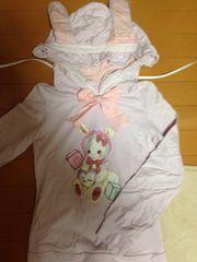 Angelic Pretty☆FancyBoxうさちゃんパーカー☆トレーナー