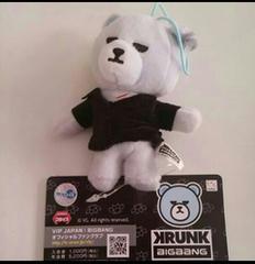 【非売品】KRUNK×BIGBANG マスコット