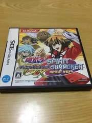 DS 遊戯王デュエルモンスターズGXスピリットサモナー
