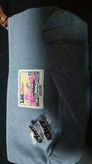 Lee×cher コラボ★ポーチ☆cherピンバッチ二個セット