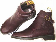 ドクターマーチン新品JONIサイド ベルト ブーツ13836201UK6