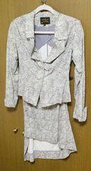 ΓЯ】ヴィヴィアンセットアップ 38サイズ スーツ