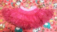 RONI♪チュールフリフリボリュームスカート☆ピンク