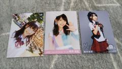 AKB48柏木由紀☆公式生写真〜まとめ売り5枚セット!