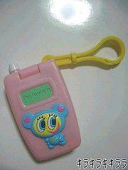マクドナルド<ハッピーセット>Angel Blue*ナカムラくん 携帯