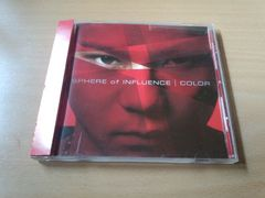 SPHERE of INFLUENCE CD「COLOR」スフィアZEEBRA、m-flo●