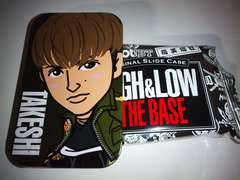 HIGH&LOW THE BASEタブレットケース TAKESHI佐野玲於第2弾GENERATIONS