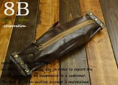 ◆8B 本革 小型ボディーバッグ レザー 斜め掛けショルダー◆B10