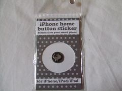 iphoneアクセipadホームボタンminiステッカー新品スマホ携帯