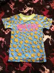 パーティーパーティー!グラフィック柄Tシャツ110センチ美品